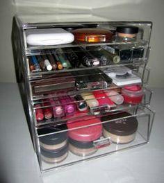 Makeup Box from The Makeup Box Shop.