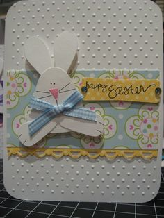 #papercraft #Easter #cards - Two Peas in a Bucket