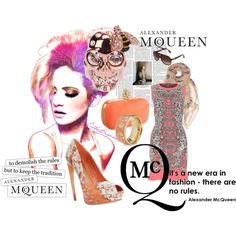 McQueen, created by jaredsgirl27 on Polyvore