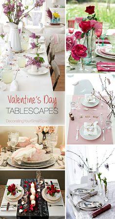 Valentine's Day Tabl