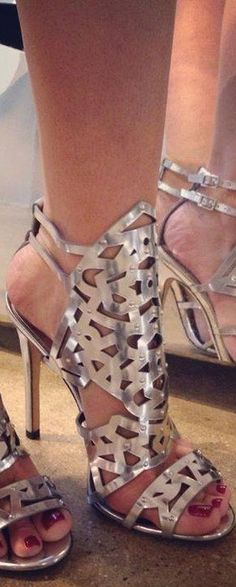 B Brian Atwood, very sexy and cool sandals