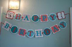 twin, happy birthdays, birthday banners, birthday parties, thing 1 thing 2 birthday