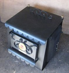Earth Stove Wood burning stove $100