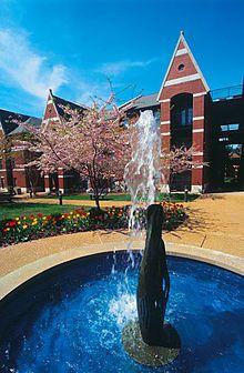 Saint Louis University - campus apartments