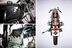 BMW R100RS by C59R Cafe Racer Motorcycles - Moto Rivista