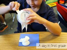 hands-on activities for your weather unit- perfect for kinder and 1st grade students