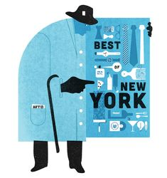 Best of New York 2012, Illustration by The Heads of State