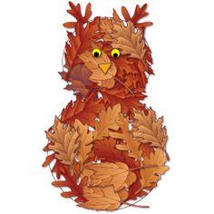 Fall Craft: owls