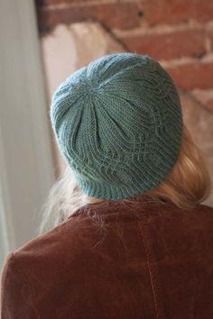 Hallgrim Hat from Interweave Knits Winter 2012