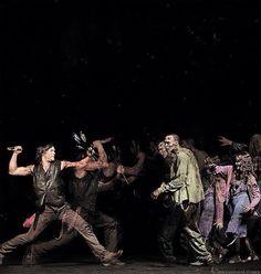 The Walking Dead season 5. Daryl