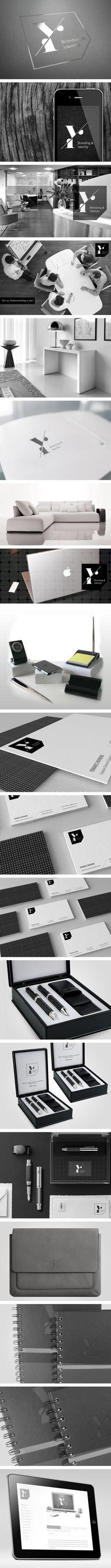 YR STUDIO Inc. by Yohanes Raymond | #stationary #corporate #design #corporatedesign