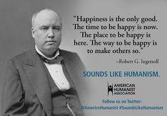 Sounds like humanism.