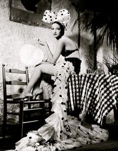 Dorothy Lamour, 1930s