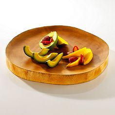 Mango Wood Platter at Wine Enthusiast - $39.95