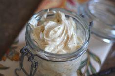 \ Vanilla Bean Whipped Honey Butter