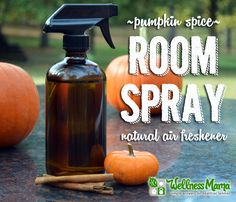 I LOVE pumpkin anything. Wouldn't this DIY Air Freshener make a great gift as well?