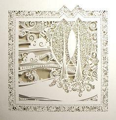 paper cut (laser)