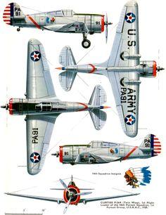 Curtiss P-63-A