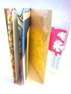 found paper album #album #journal #scrapbook
