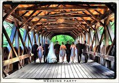 bridal party photos.