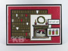Stampin' Up! Get Your Santa On, Santa & Co dsp, MOJO364, Stampin' Up 2015 Holiday Catalogue