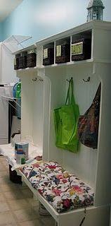 laundry room lockers