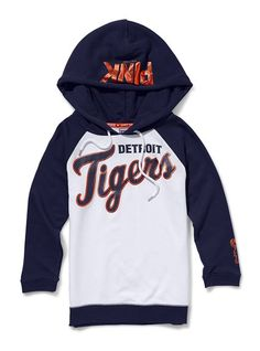 Detroit Tigers Baseball Hoodie - Victoria's Secret Pink® - Victoria's Secret