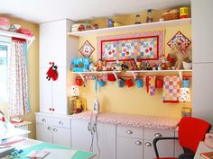 "My ""ironing center"" by Happy Zombie, via Flickr"