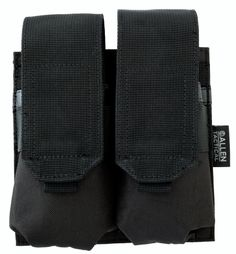 Allen Molle rigged double AR-15 magazine pouch http://www.exploreproducts.com/allen-molle-rig-double-ar15-magazine-pouch-10910.htm