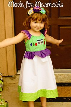 Buzz Lightyear Toy StoryDress