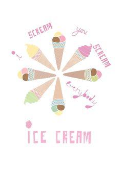 Charlotte love's Little Shop of Lovely — I Scream for Ice cream