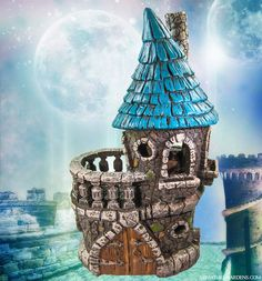 Castle Fairy House