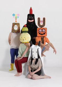Sweet & Masks Damien Poulain damienpoulain.com