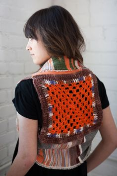 Unity A Hand Created Freestyle Vest Circle by LittleRenCreations, $86.00