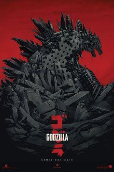'Godzilla'...