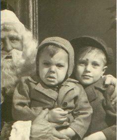 santa babi, christma imag, bad santa
