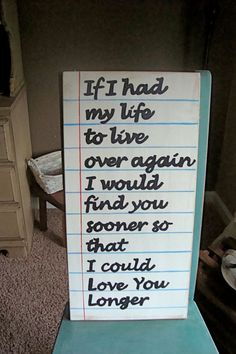 wood sign Made to look like Paper with Quote  by RusticBarndecor, $45.00