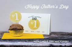 Father´s Day printables.