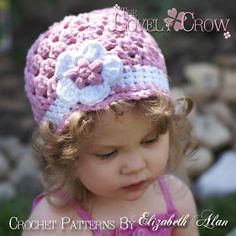 Crochet Princess Beanie