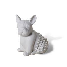 Z Gallerie Bulldog French Bulldog Coin Bank