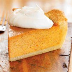 Eagle Brand® Sweet Potato Pie  #Autumn