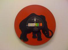 Mammoth by MoralMustache on Etsy, $42.50