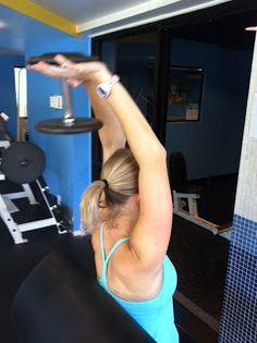 - Biceps & Tricep Workout