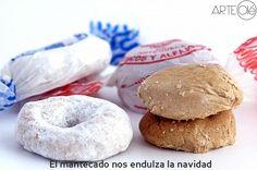 El mantecado nos endulza la navidad. Visita Arteole.com