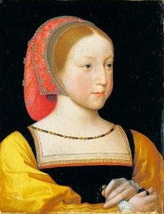 Jean Clouet (1485 -1541, French)