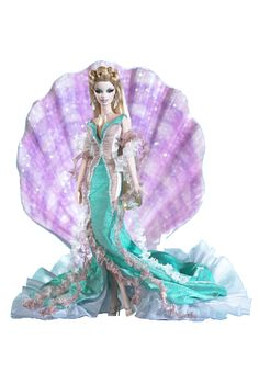 Barbie® Doll as Aphrodite | #Barbie Collector - Another Gold Label from 2009 on my #WishList #Goddess