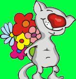 Postais gratis e postais de amor com cartões animados de aniversário e cartas de amor. Postais de aniversário com desenhos animados de amor. Cartões Postais Virtuais. Novas cartoes postais animados em português.
