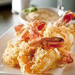 Coconut Shrimp. All
