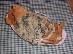 California Pizza Kitchen's Spinach Artichoke Dip