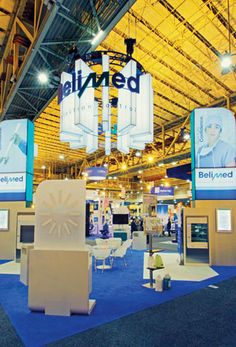 Belimed challenged GALLO to create an attention-grabbing booth for the 2012 Association of PeriOperative Registered Nurses in a space that m... Photo: Courtesy of GALLO